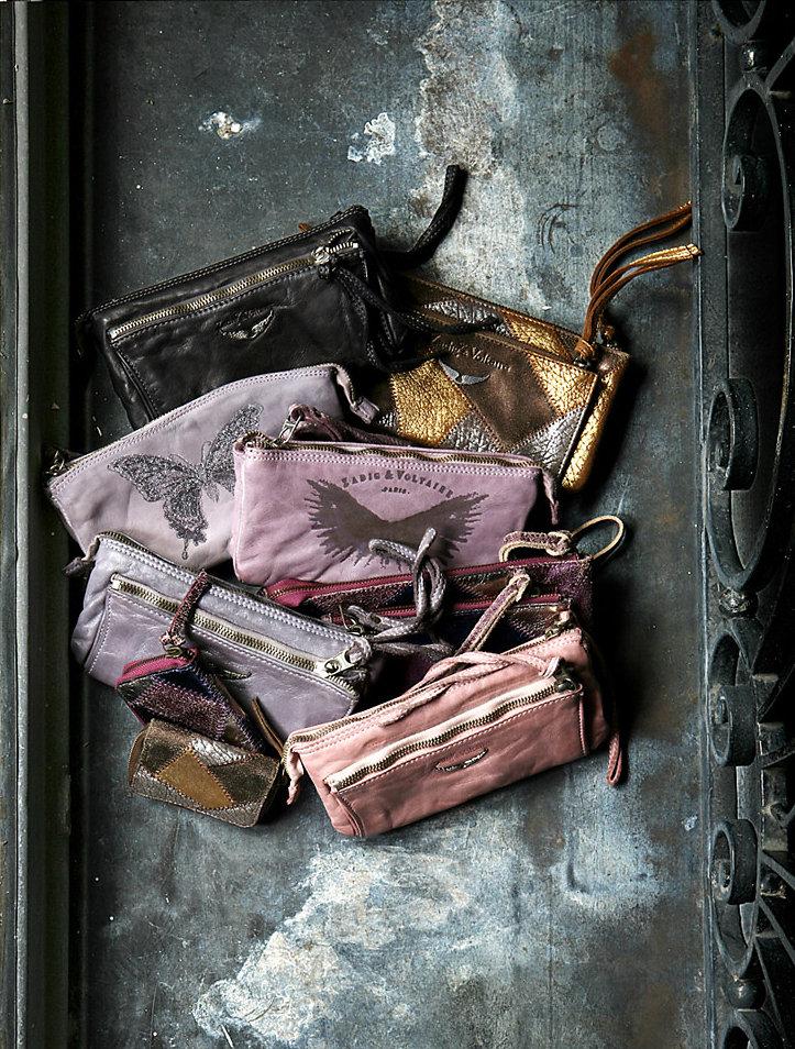 Zadig et Voltaire Clutch Bags